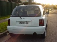 My first micra - 1995 Nissan Micra LX