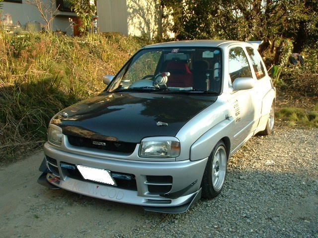 Nissan March Tuning >> Japanese style of March/Micra tuning (loads of pics ...