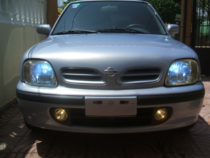 my ank11 4wd nissan march 2001 cisco 39 s micra files. Black Bedroom Furniture Sets. Home Design Ideas