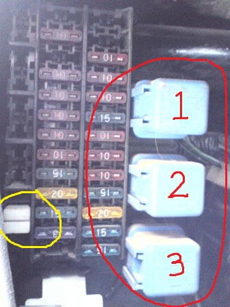 62191 pls help with the english translation for my fuse box =) cisco's nissan micra fuse box layout at mifinder.co