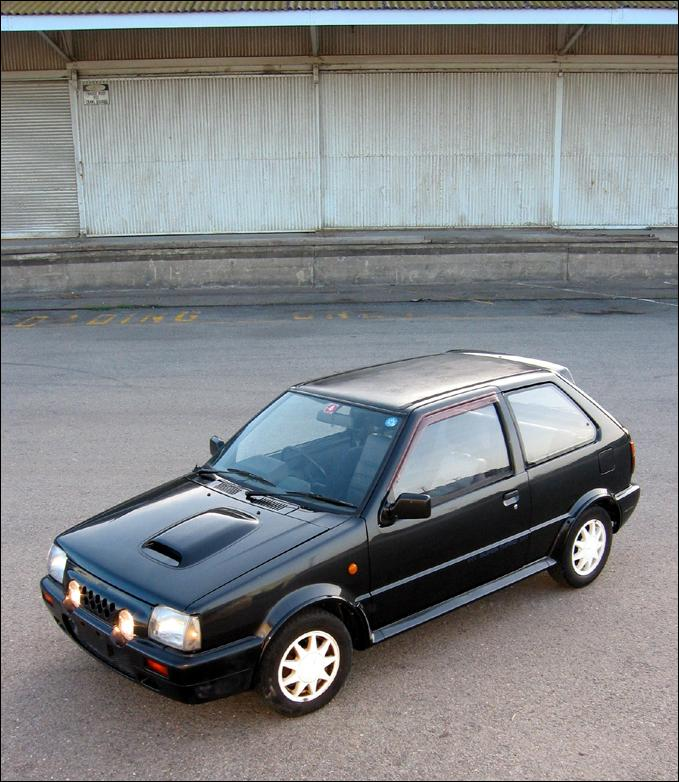 Nissan March 1989 K10 For Sale