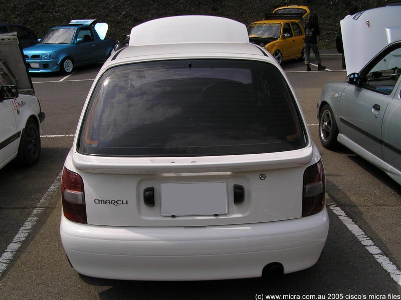 Spoilers For Sale. For Sale: || K10 Micra Parts